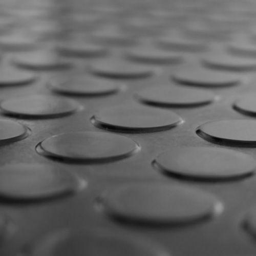 Noppenmatte 3mm | 1,50 x 0,79m | Schwarz [Sonderangebot - Restposten | Nr. R987]