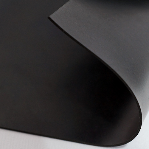 Gummimatte EPDM 5mm 1400x100mm 1 Einlage0,14m²Streifen 10cm breit ozon uv