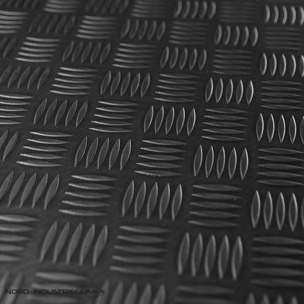 Riffelblechmatte 1,4 x 1,0m | Stärke: 3mm [Sonderangebot - Restposten | Nr. R633]